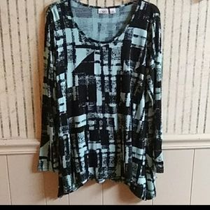 Cato Long Sleeve Top Size L